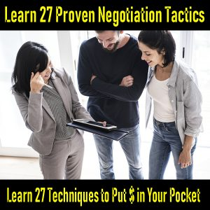 Negotiate the Best Deal on a House No Realtor Without Agent