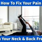 how to relieve back neck pain