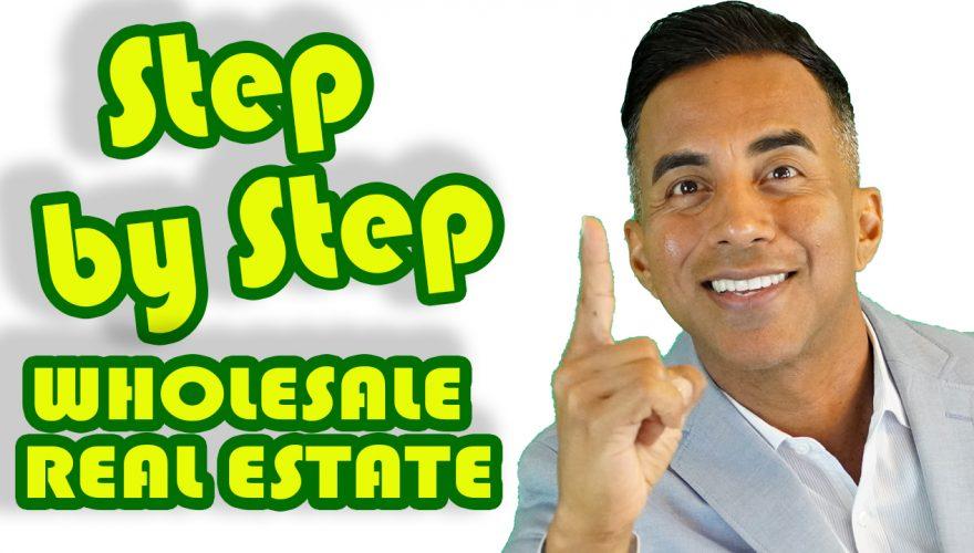 Virutal Wholesale Real Estate Course