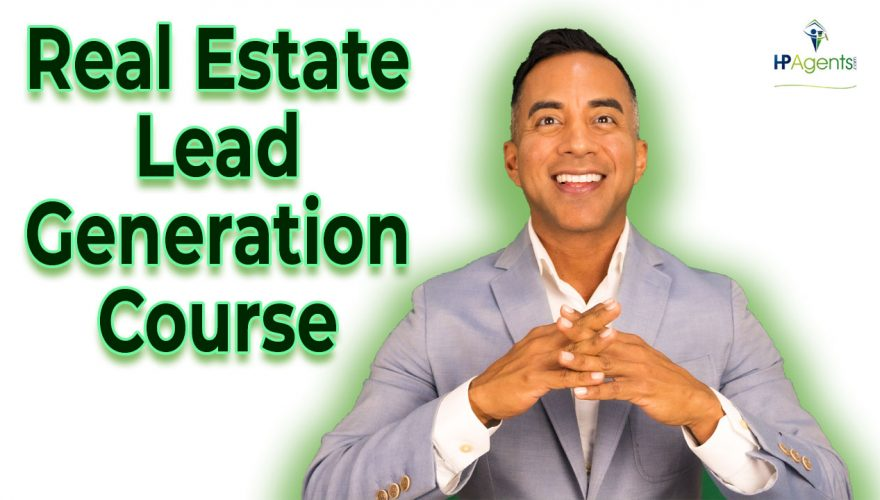 Real Estate Lead Generation Course Class Online