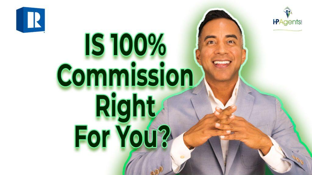100% Commission Broker Texas